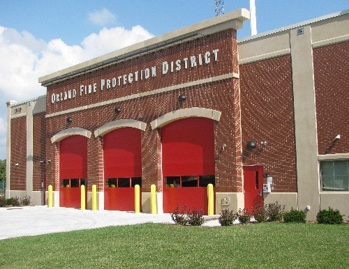 Orland Fire receives Illinois American Water Grant