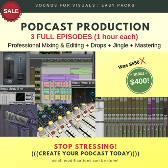 PODCAST PRODUCTION