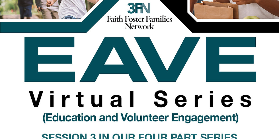 EAVE Virtual Series: Understanding the Foster Care Population