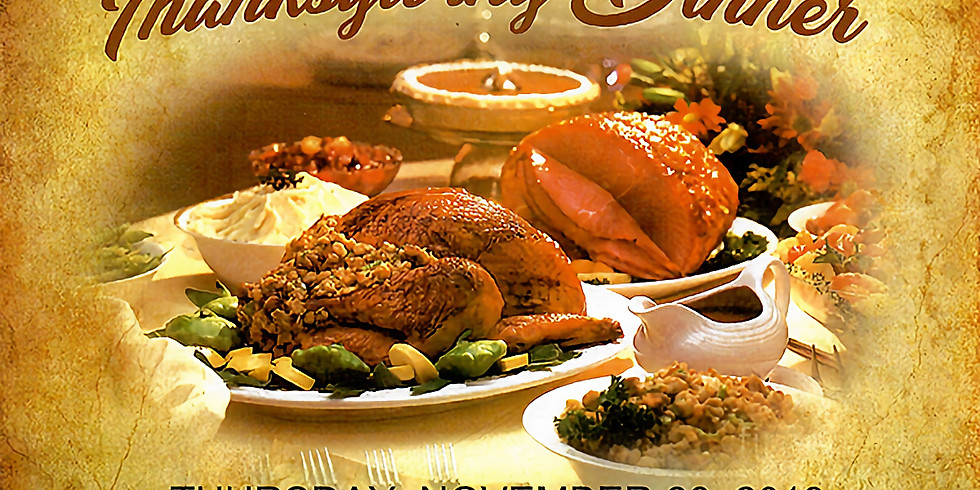 The Biddy Mason Foundation Hosts Thanksgiving Dinner for Foster Youth