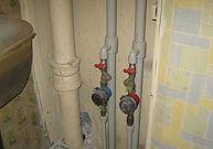 Замена стояков воды и канализации в Черновцах