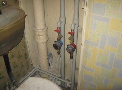 Замена водопроводного стояка в Полтаве