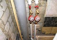 замена стояка горячей воды в Николаеве