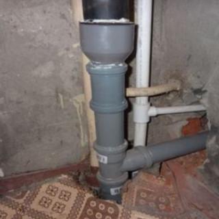 Замена канализационного стояка