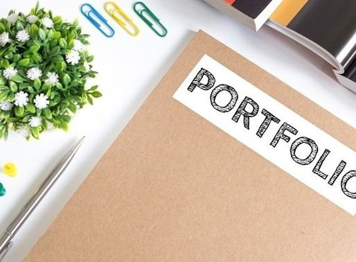 Have fun with your portfolio!