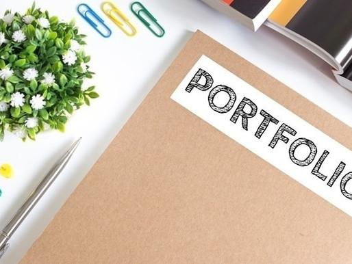 Have fun with your portfolio!