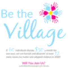 Be the Village Donation_Instagram Post (