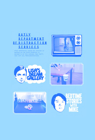 Oatly launches an online Department of Distraction Services