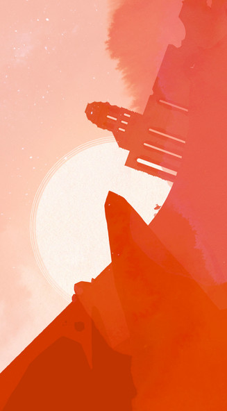 A beautiful and meditative video game to play
