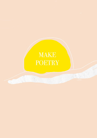 Fifteen words, twenty three syllables, forty thousand three hundred and twenty poems by Jess Mae