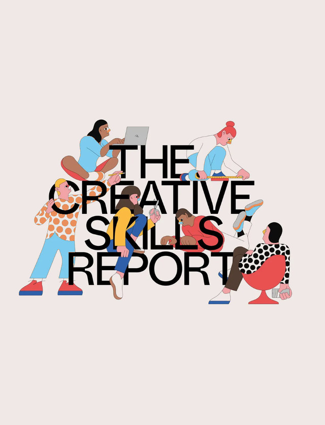 It's Nice That and Adobe have released The Creative Skills 2020 report