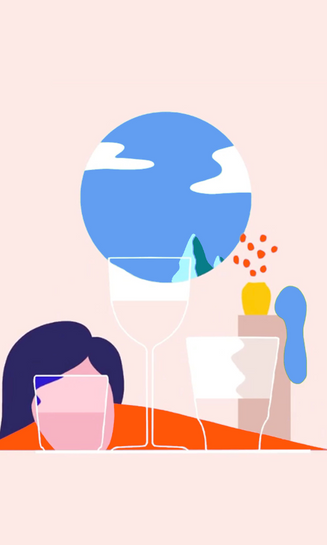Animation bliss in the form of Quarantine Loops by Clim Studio