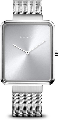 BERING Time | Men's Slim Watch 14533-000 | 33MM Case | Classic Collection | Stainless Steel Strap |