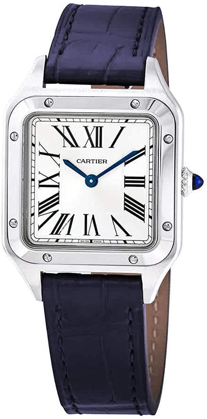 Amazon_com_ Cartier Santos-Dumont Quartz