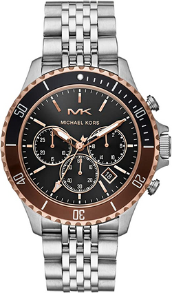 Michael Kors Bayville Chronograph Stainl