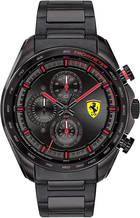 Ferrari Men's SPEEDRACER Qua