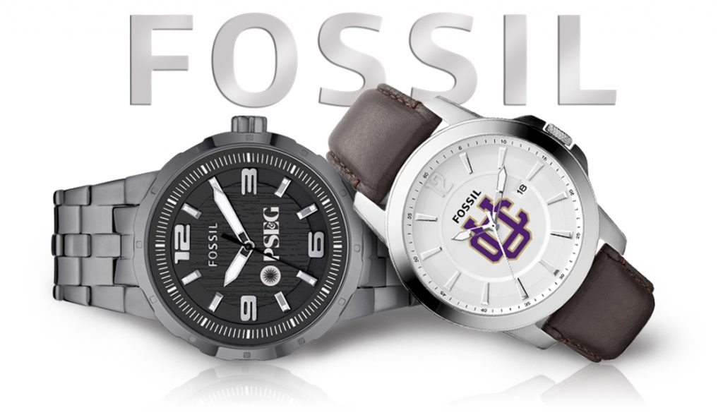 LOGO MONTRE FOSSIL
