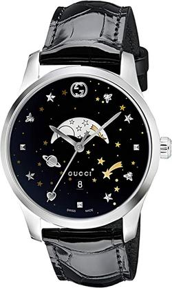 Gucci G-Timeless Black Motif