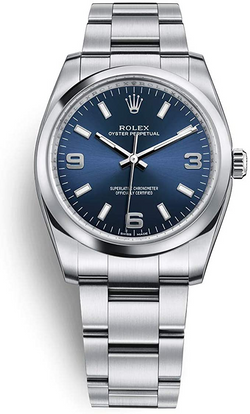 Rolex Oyster Perpetual 34 St