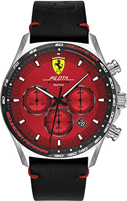 Scuderia Ferrari Men's Pilot