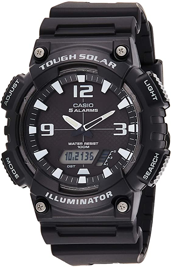 Casio Men's Solar Sport Combination Watc