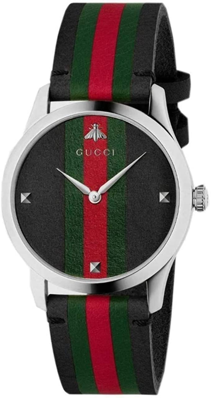 Montre Gucci YA1264079_ Amazon_fr_ Montr