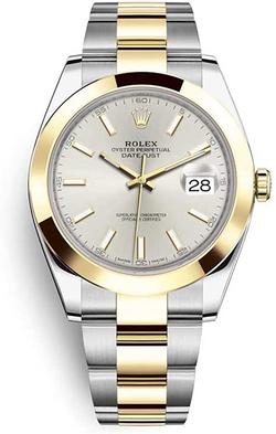 Rolex Datejust 41 126303 Sil