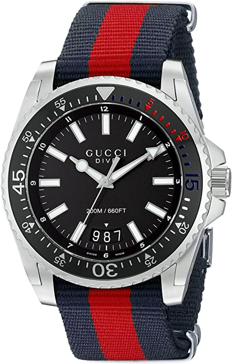 Montre Mixte - Gucci YA136210_ Amazon_fr