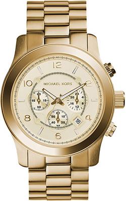 Michael Kors MK8077 Gold-Ton