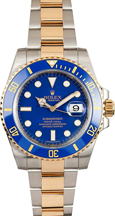 Rolex New Submariner 116613