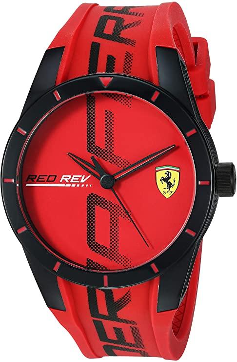 Ferrari Men's Quartz Watch w