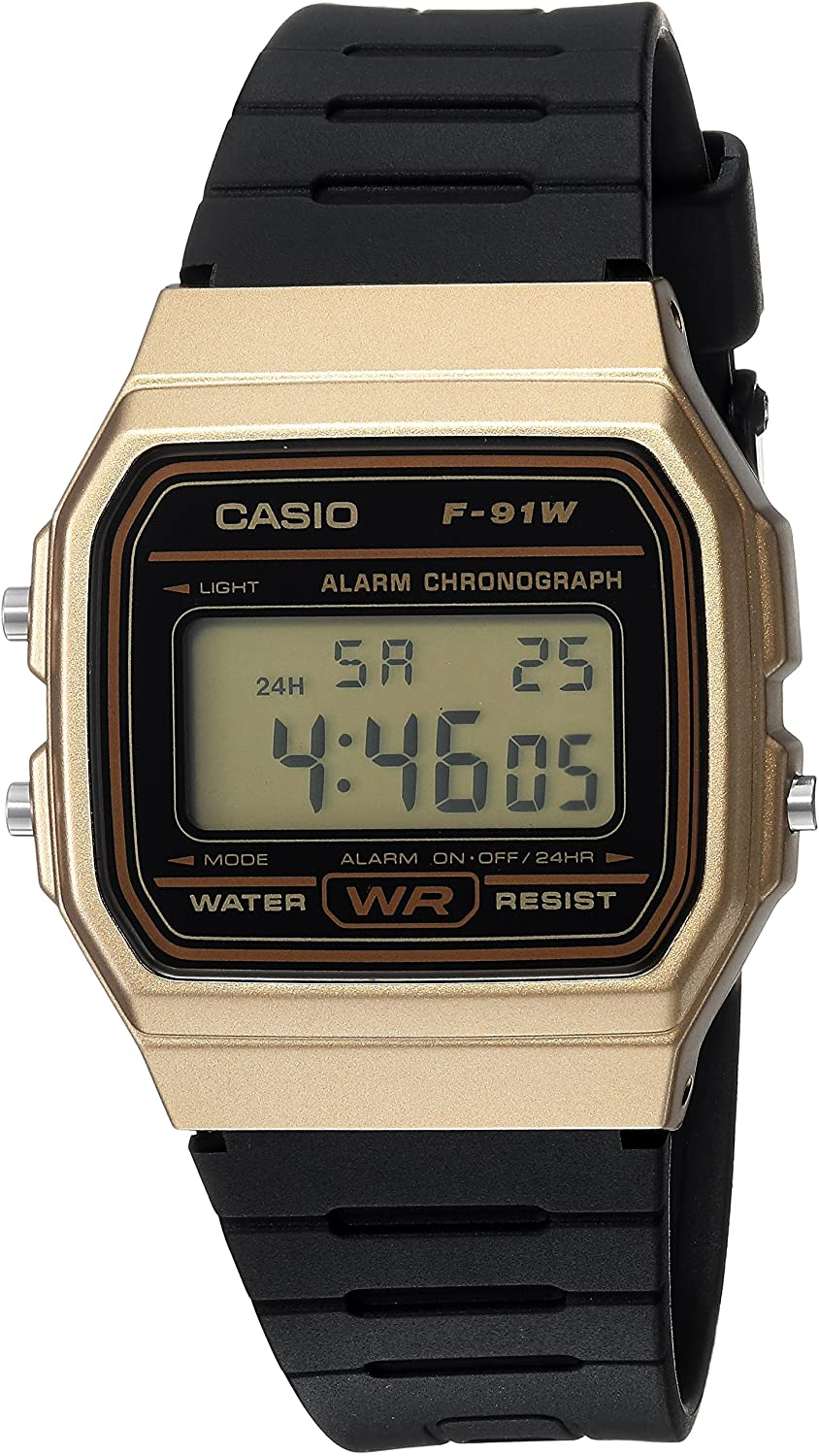 Casio Men's Data Bank Quartz Watch with