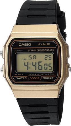 Casio Men's Data Bank Quartz Watch with