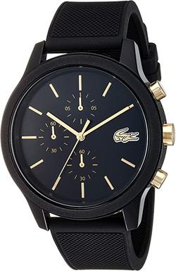 Lacoste Men's TR90 Quartz Watch with Rub