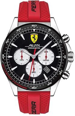 Ferrari Men's Pilota Stainle
