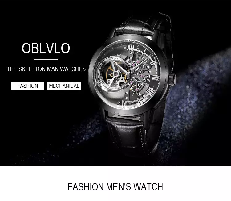 Genuine On Sale OBLVLO Designer Fashion