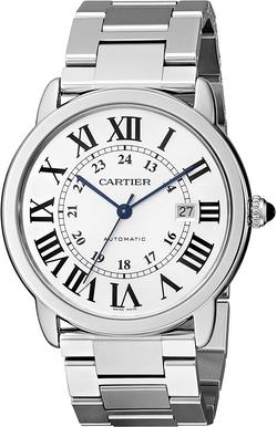 Cartier Men's W6701011 Ronde Solo Stainl