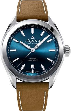 Alpina Men's Stainless Steel