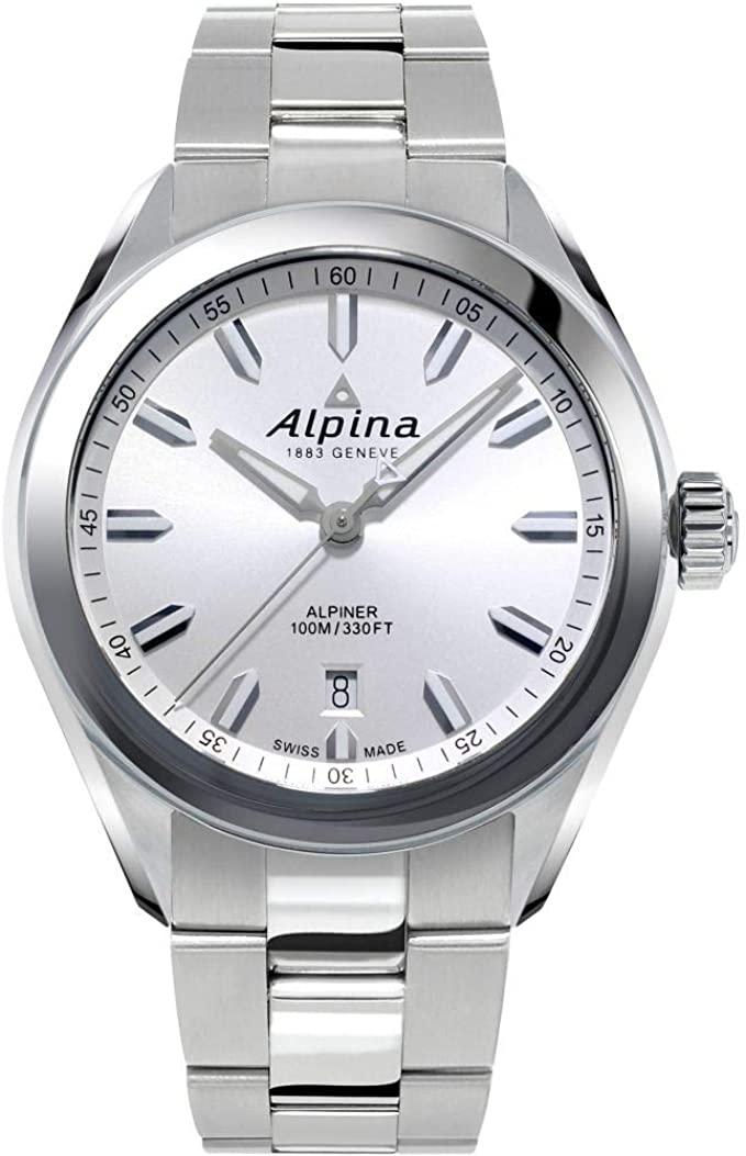 Alpina Men's Alpiner Swiss Q