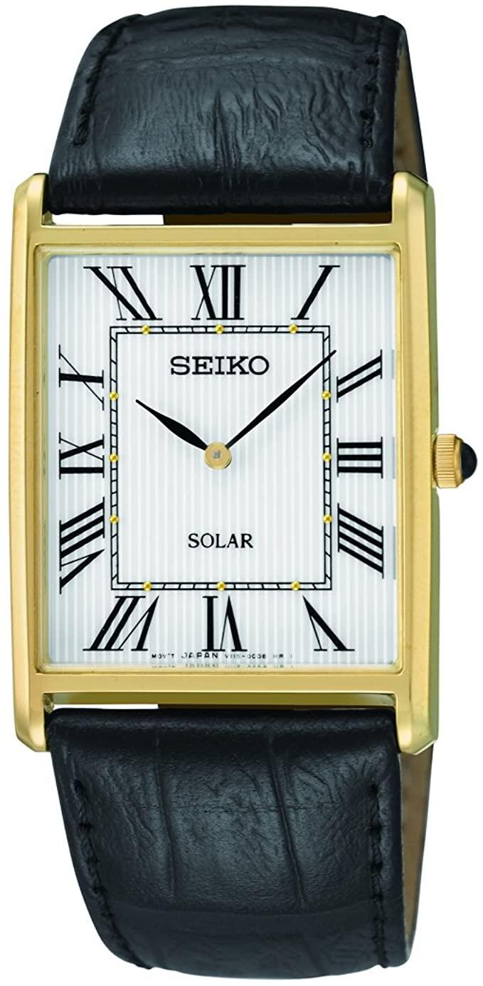 Seiko Men's SUP880 Analog Display Japane