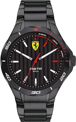 Ferrari Men's Pista Stainles