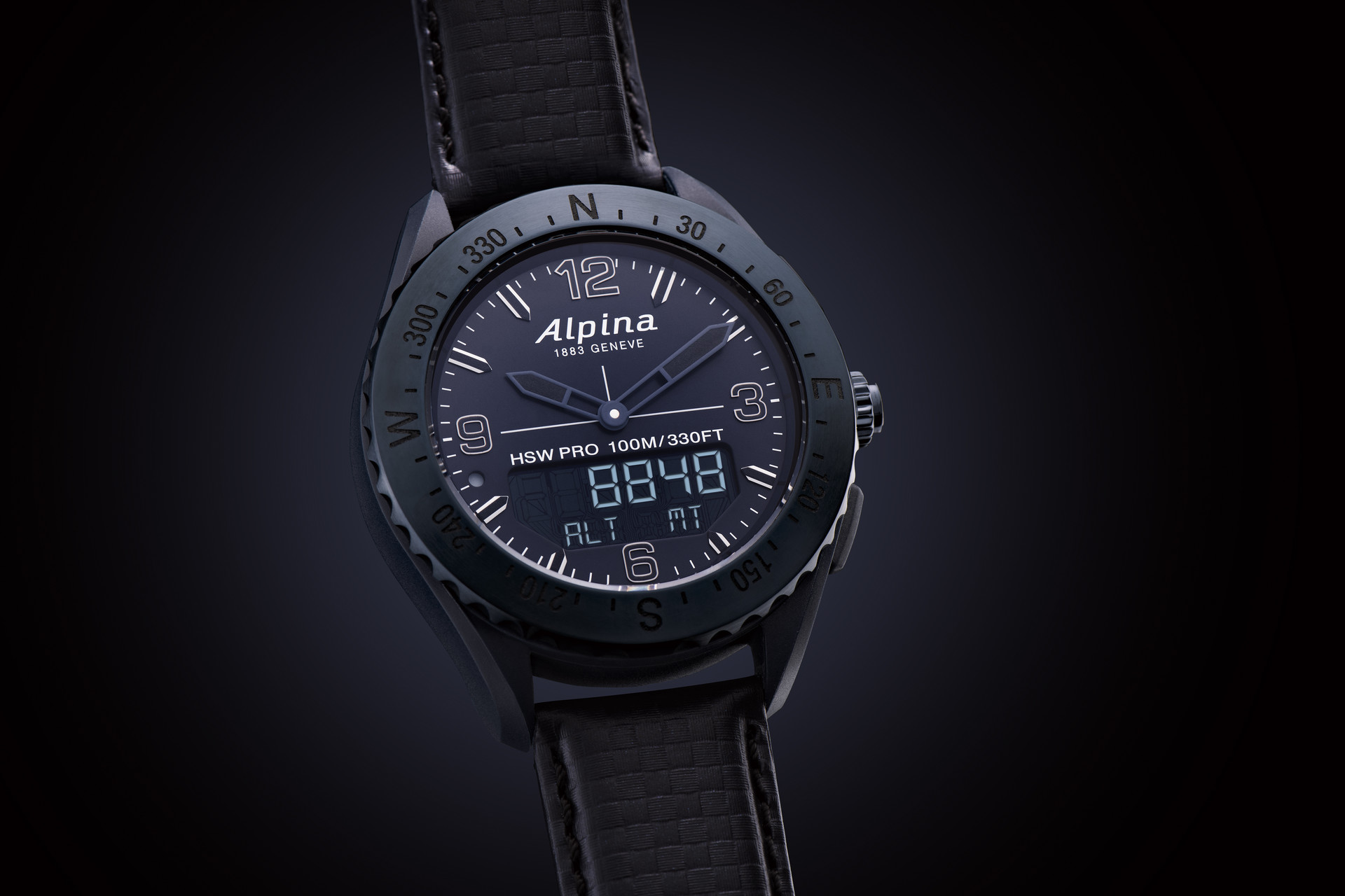 logo montre alpina