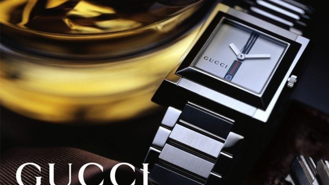 GUCCI-Watches LOGO