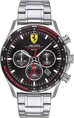 Ferrari Men's Pilota Evo Qua