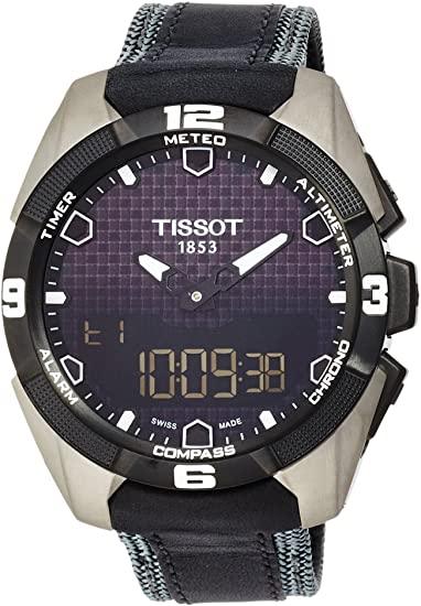 TISSOT - Montre TISSOT T-TOUCH EXPERT SOLAR T0914204605101