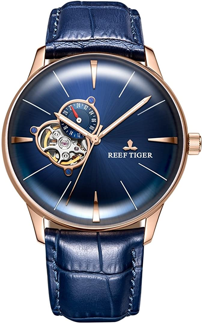 Reef Tiger Casual Blue Dial