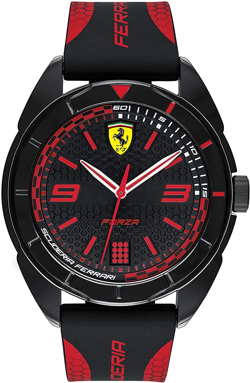 Ferrari Forza, Quartz Plasti