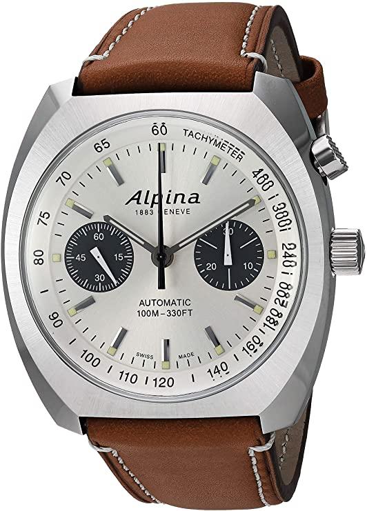 Alpina Men's Startimer Pilot