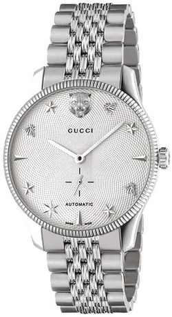 Gucci G-Timeless Automatic Watch 40 mm Y