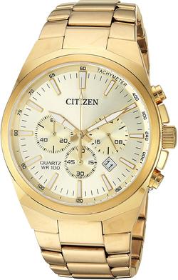 Citizen Men's ' Quartz Stain
